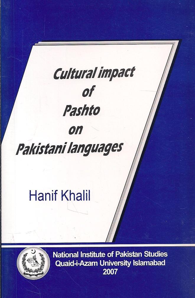 Cultural Impact of Pashto on Pakistani Language